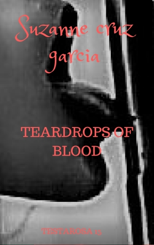 Teardrops of Blood Front Cover